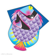 Tropical Fish Kite - Life's a breeze GB Ltd
