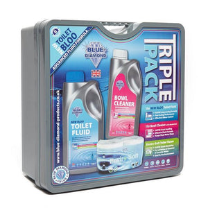 1 Litre Blue Triple Pack - Life's a breeze GB Ltd