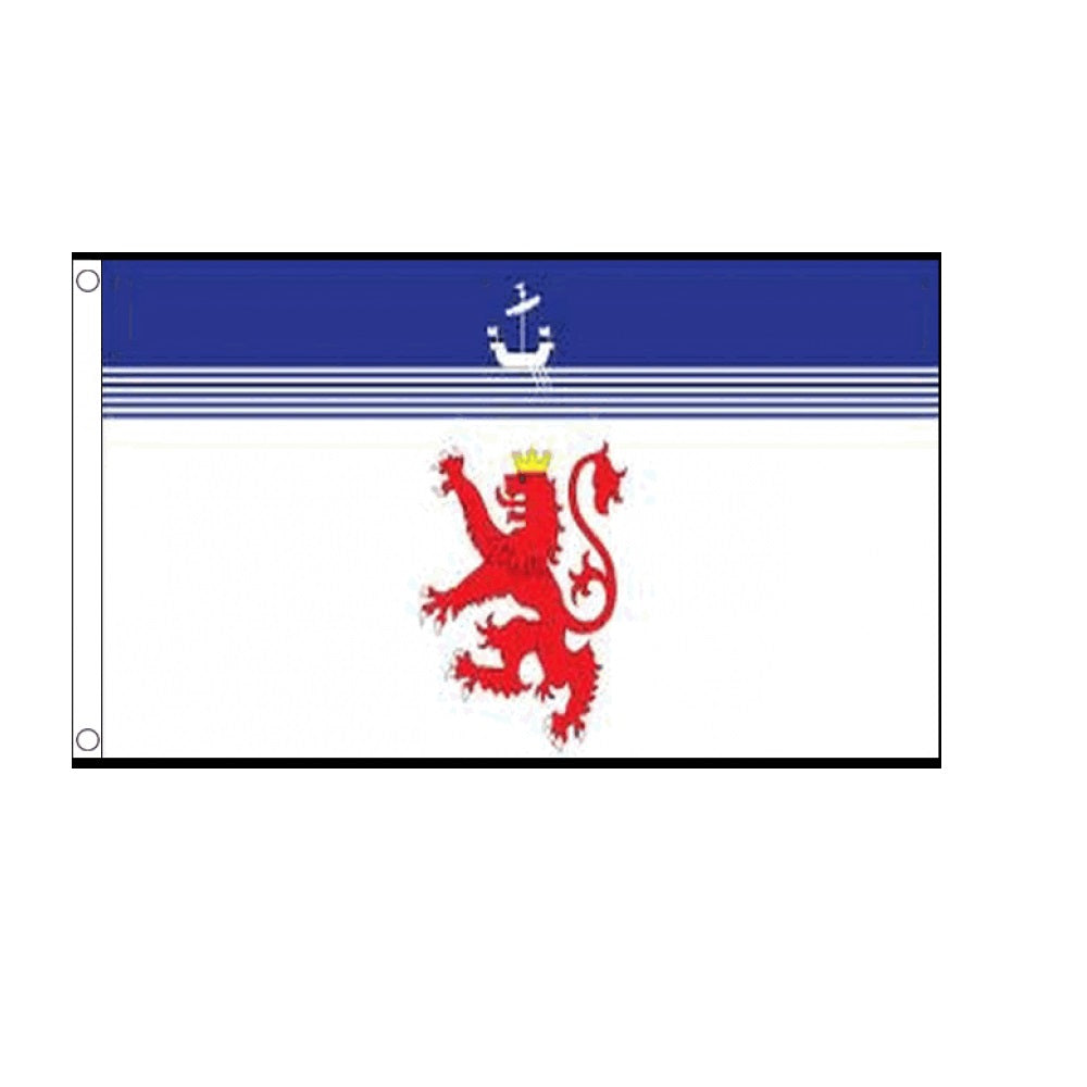 Devon Lion Flag - Life's a breeze GB Ltd