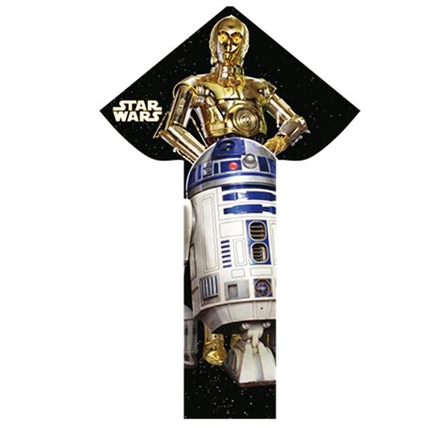 R2-D2 & C3PO Star Wars Kite - Life's a breeze GB Ltd