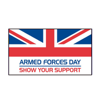 Armed Forced Day Flag - Life's a breeze GB Ltd