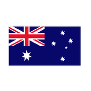 Australia National Flag - Life's a breeze GB Ltd
