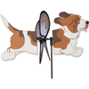 Basset Hound Dog Wind Spinner - Life's a breeze GB Ltd