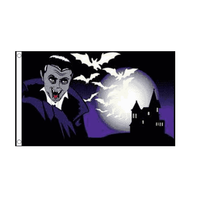 Halloween Flag. Halloween Bat Flag - Life's a breeze GB Ltd
