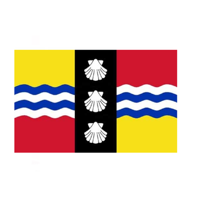 Bedfordshire Flag - Life's a breeze GB Ltd