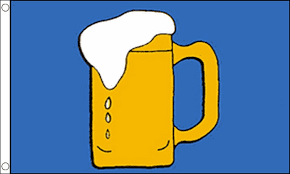 Beer Flag - Life's a breeze GB Ltd