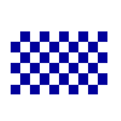 Navy Blue Checkered Flag - Life's a breeze GB Ltd