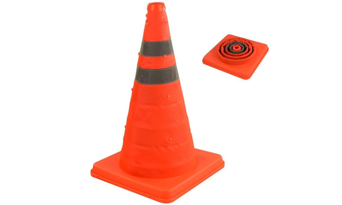 Collapsible Safety Cone - Life's a breeze GB Ltd