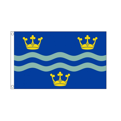 Cambridgeshire Flag (New Design) - Life's a breeze GB Ltd
