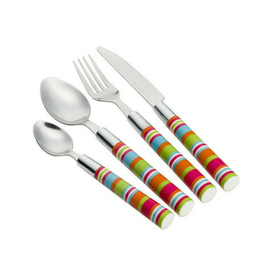 Camper Smiles 16 Piece Cutlery Set - Life's a breeze GB Ltd