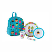 Camper Smiles Junior 5 Piece Set - Life's a breeze GB Ltd