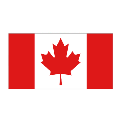 Canada Flag - Life's a breeze GB Ltd