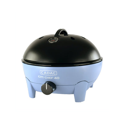 Citi Chef 40 Metallic Blue - Life's a breeze GB Ltd