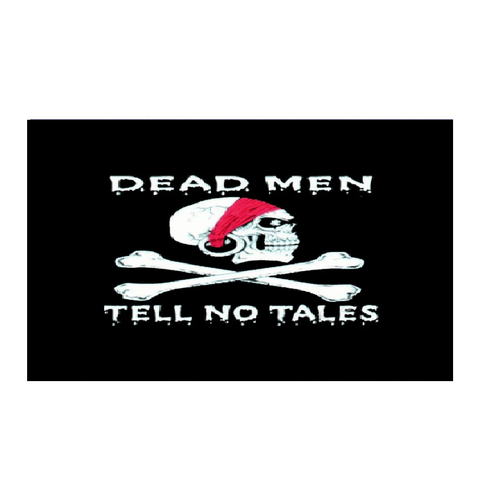 Dead Men Tell No Tales Flag - Life's a breeze GB Ltd