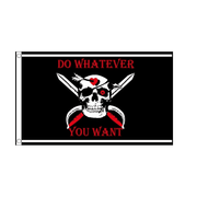 Do Whatever You Want Flag - Life's a breeze GB Ltd