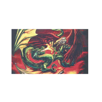 Dragon vs Eagle Flag - Life's a breeze GB Ltd