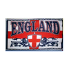England 2 Lions Flag - Life's a breeze GB Ltd