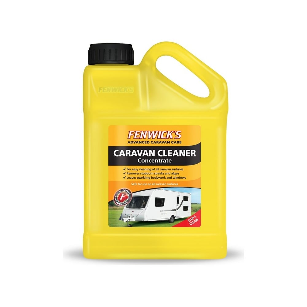 Fenwicks Caravan Cleaner - Life's a breeze GB Ltd