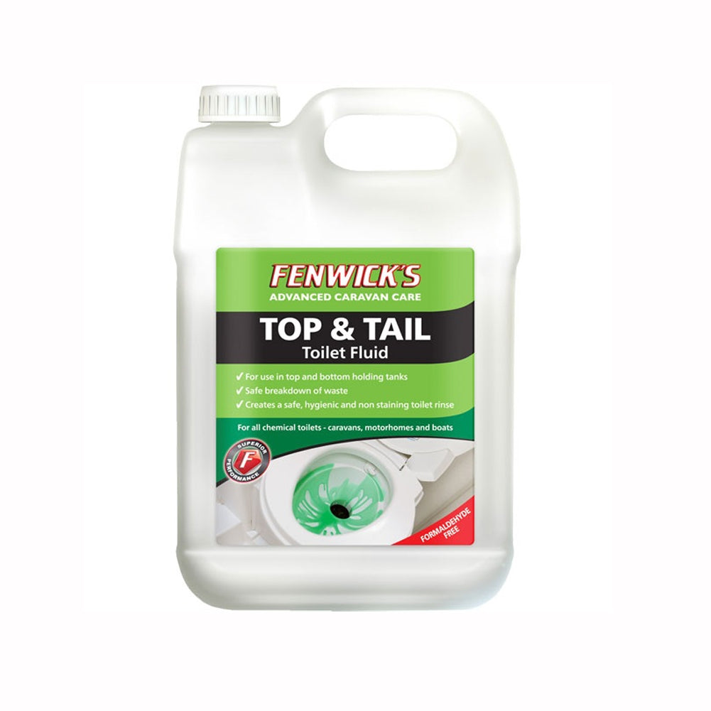 Fenwicks Top & Tail. 2.5 Lt - Life's a breeze GB Ltd