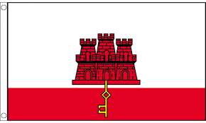 Gibraltar Flag - Life's a breeze GB Ltd