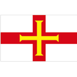 Guernsey Flag (3x2 ft) - Life's a breeze GB Ltd