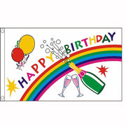 Happy Birthday Flag Celebration - Life's a breeze GB Ltd