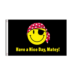 Have A Nice Day Matey - Life's a breeze GB Ltd