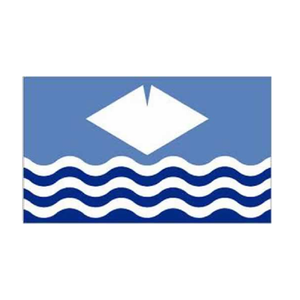 Isle of Wight Flag - Life's a breeze GB Ltd