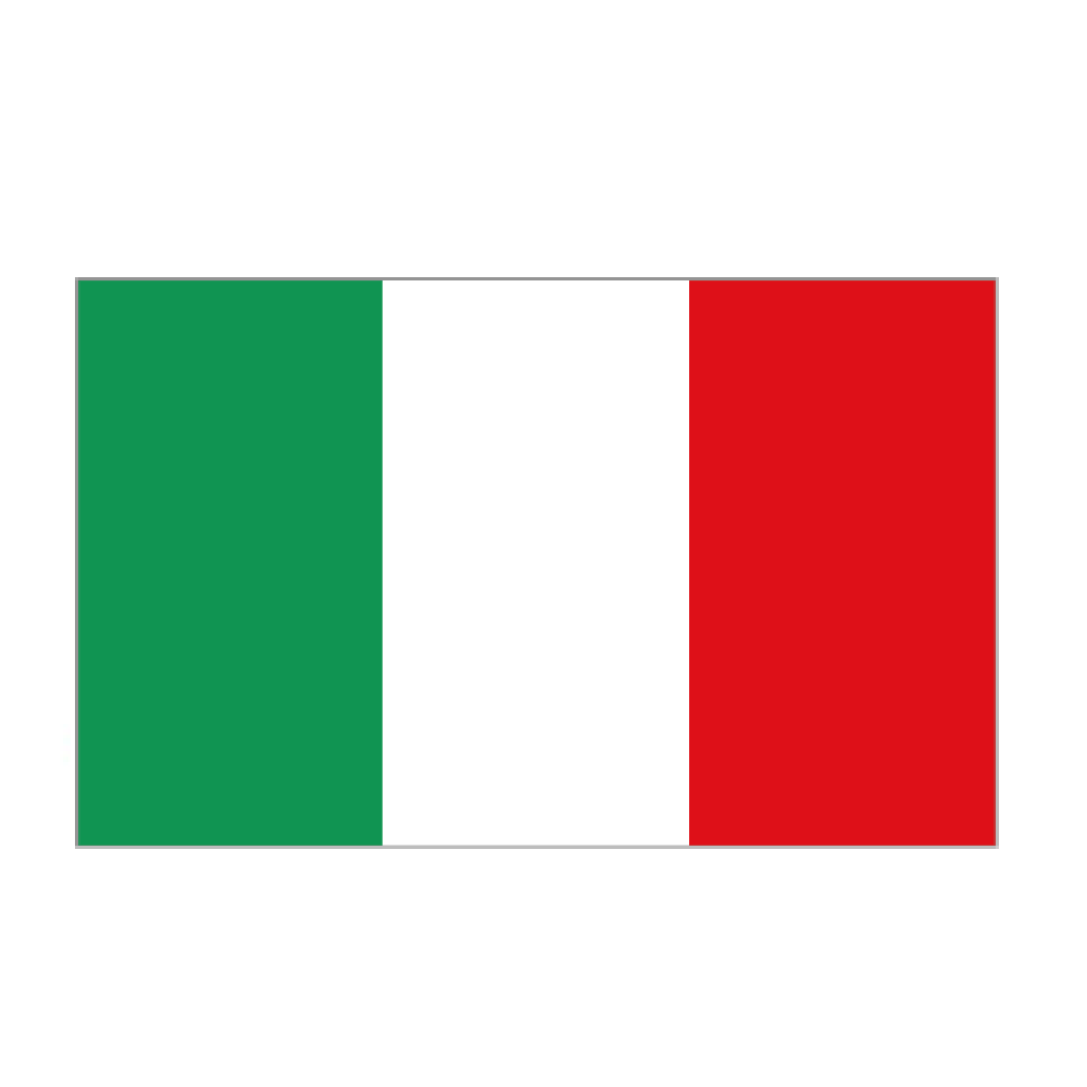 Italy Flag - Life's a breeze GB Ltd