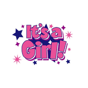 Its a Girl Flag - Life's a breeze GB Ltd