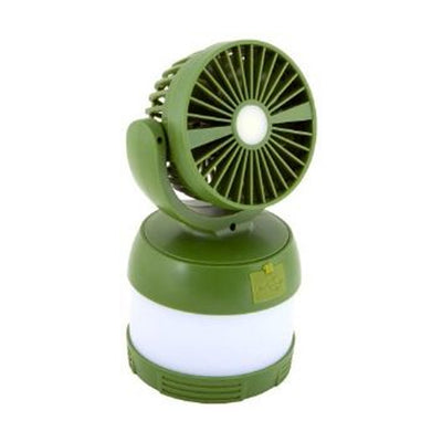 Fan Lantern 3 Speed Fan.Vechline Lantern With Power Bank For USB Devices - Life's a breeze GB Ltd
