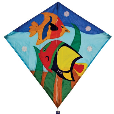 Fishes Diamond Kite - Life's a breeze GB Ltd