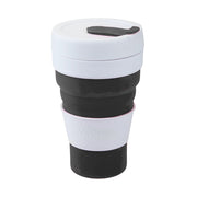 Pop Cup Collapsible Cup. Black - Life's a breeze GB Ltd