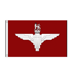 Parachute Regiment Flag - Life's a breeze GB Ltd