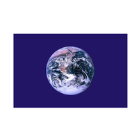 Planet Earth Flag - Life's a breeze GB Ltd