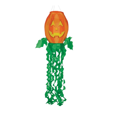 Pumpkin Windsock. Jack O' Lantern - Life's a breeze GB Ltd