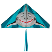 Shark Delta Kite. Blue Sea - Life's a breeze GB Ltd