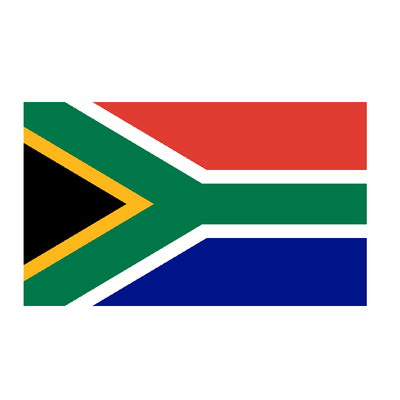South Africa National Flag - Life's a breeze GB Ltd