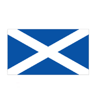 Scot St Andrew Flag. Light Blue - Life's a breeze GB Ltd