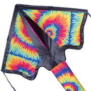 Tie Dye Jumbo Easy Flyer Kite - Life's a breeze GB Ltd