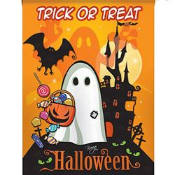 Trick or Treat Halloween Flag - Life's a breeze GB Ltd