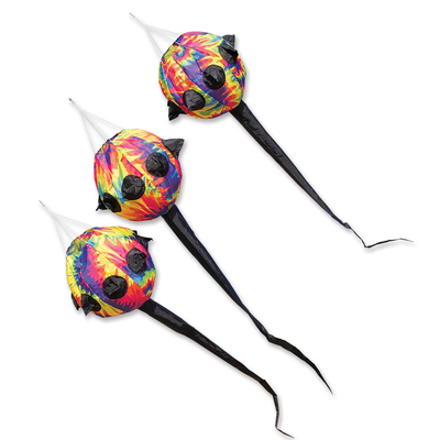 Tie Dye Spikey Ball Line Laundry - Life's a breeze GB Ltd