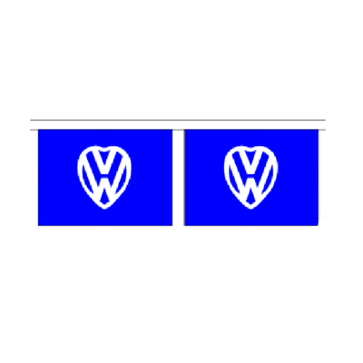 VW Love Bunting. 9 Meters - Life's a breeze GB Ltd