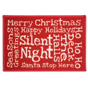 Quest Christmas Mat - Silent Night - Life's a breeze GB Ltd