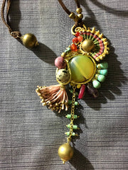 Bohemian Necklace Thailand