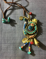 Bohemian Thai Necklace