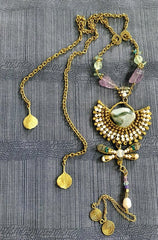 Thai Gemstone Necklace