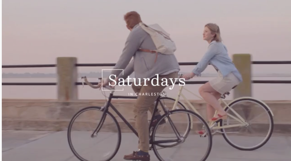 Kinfolk videos feature a Saturday exploration of a different town.