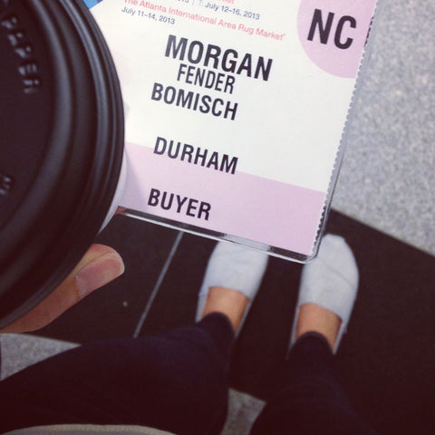 Morgan goes big time as buyer for Bomisch