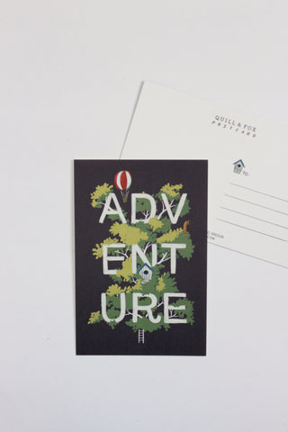Adventure Post Card Set